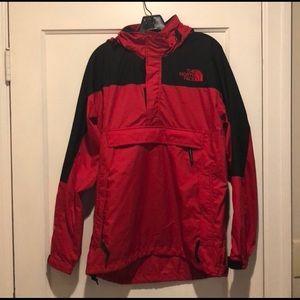 Men's North Face Raincoat
